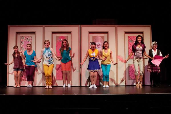 Legally Blonde Feb. 2013