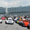 over 350 race cars entered