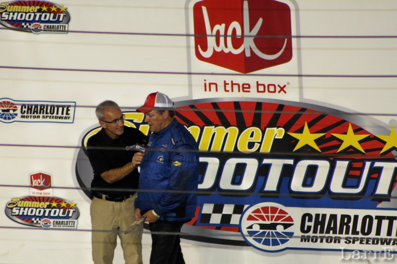 Master winner John Craig has been racing Legends for nearly twenty years