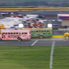 VIDEO-- the bus race ends with a crash
