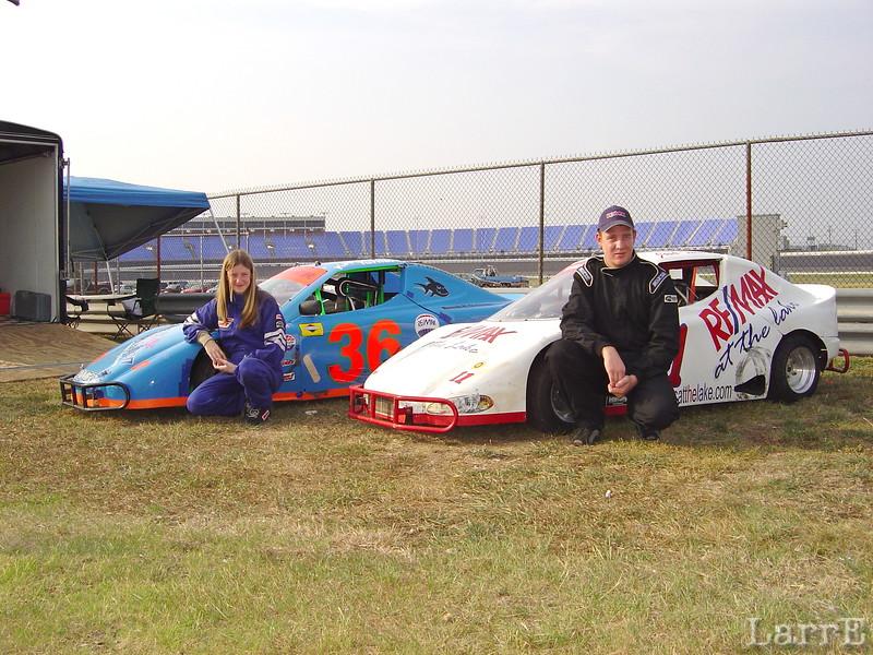 the Turner racing team