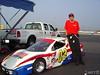 #03 outlaw driver Jake Morris