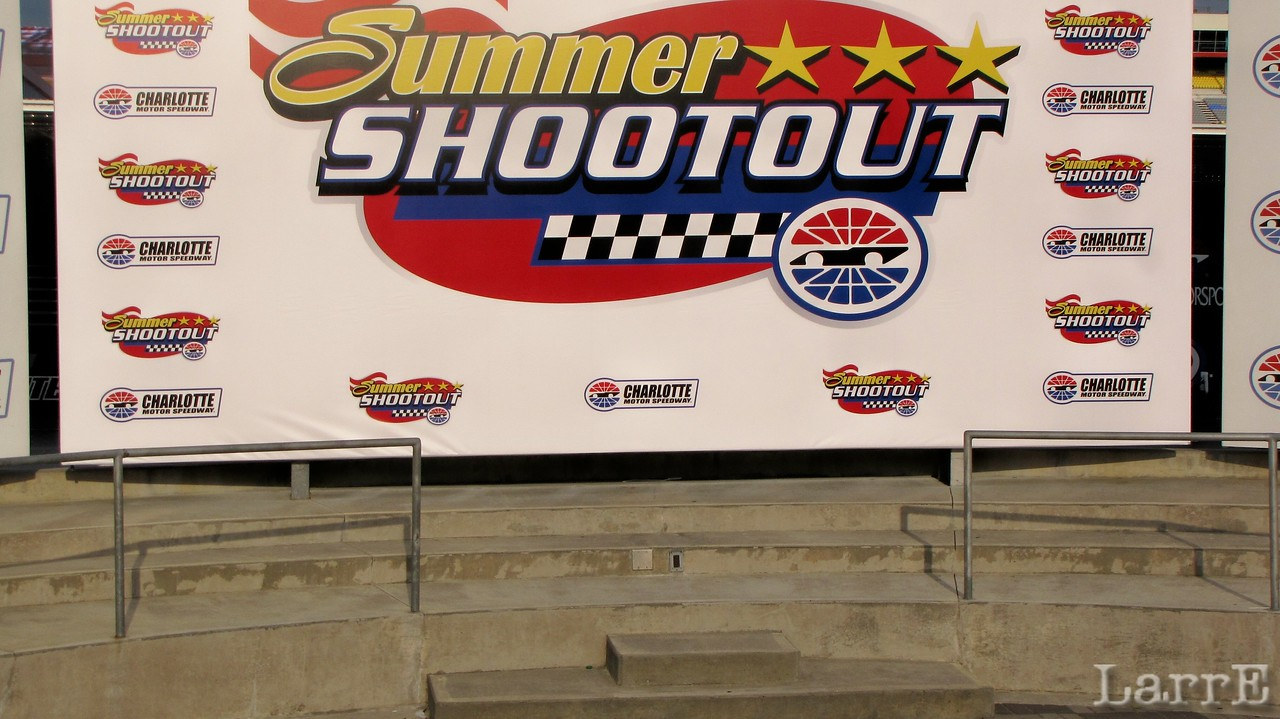 Charlotte Motor Speedway  June 14th 2011