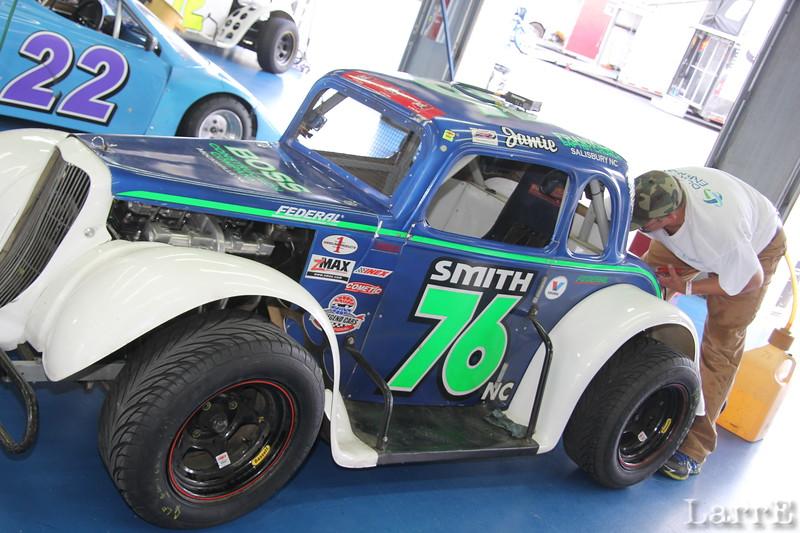 #76 Jamie Smith