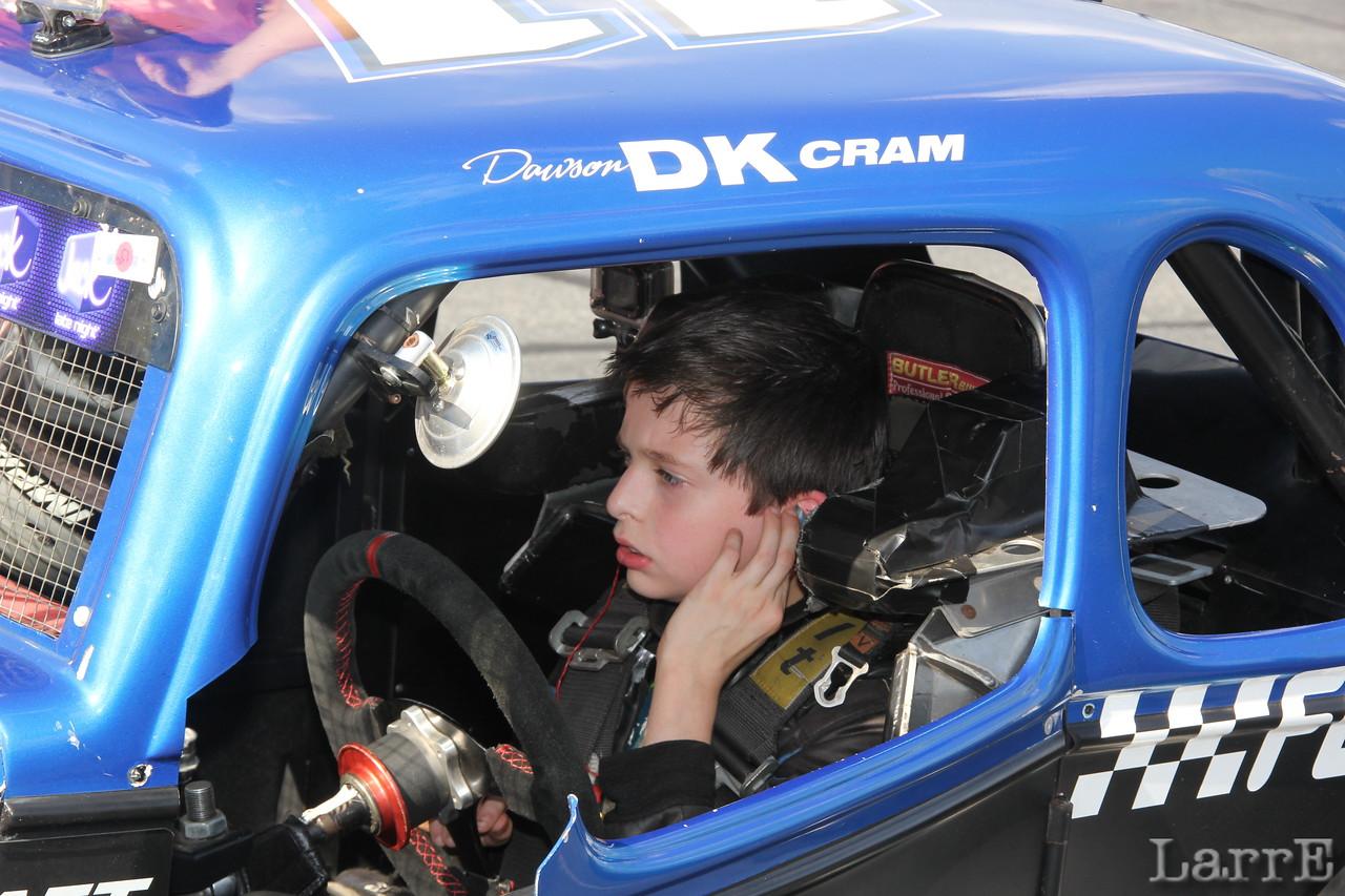 Dawson Cram....#11 Young Lion