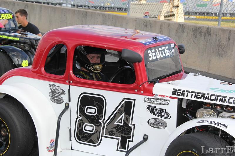 Kyle Beattie<br /> #84 pro