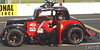 Even young race drivers still play cops and robbers