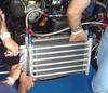 replacing an oil cooler
