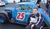 Brian Casey #25 in Semi-pro class from Coshocton, Ohio