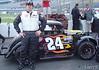#24 Parker Hammons in semi-pro class