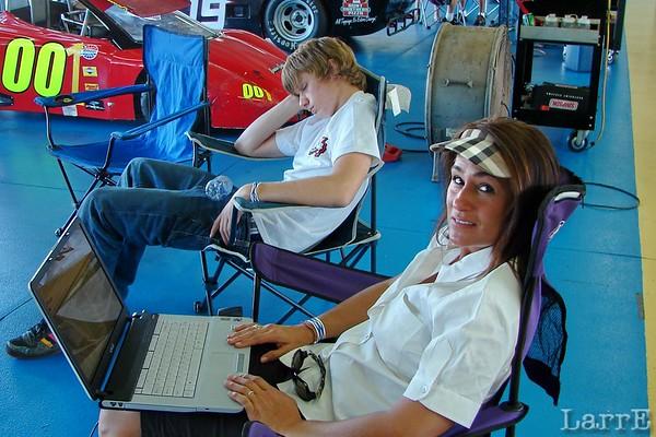 Summer Shootout  Lowes, June 24, 2008