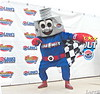 The World's Fastest Mascot....LUG NUT