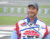 Doug Smith has worked at every summer shootout race for the last 14 years.