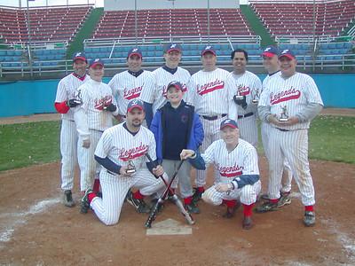 Fall 2006-Inaugural Finals!