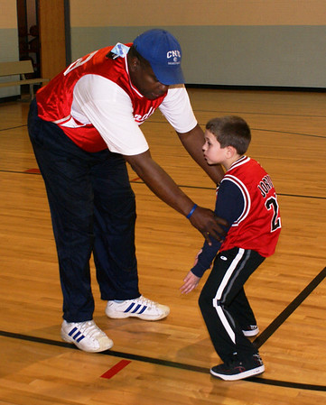 2009 MLK Day Clinic