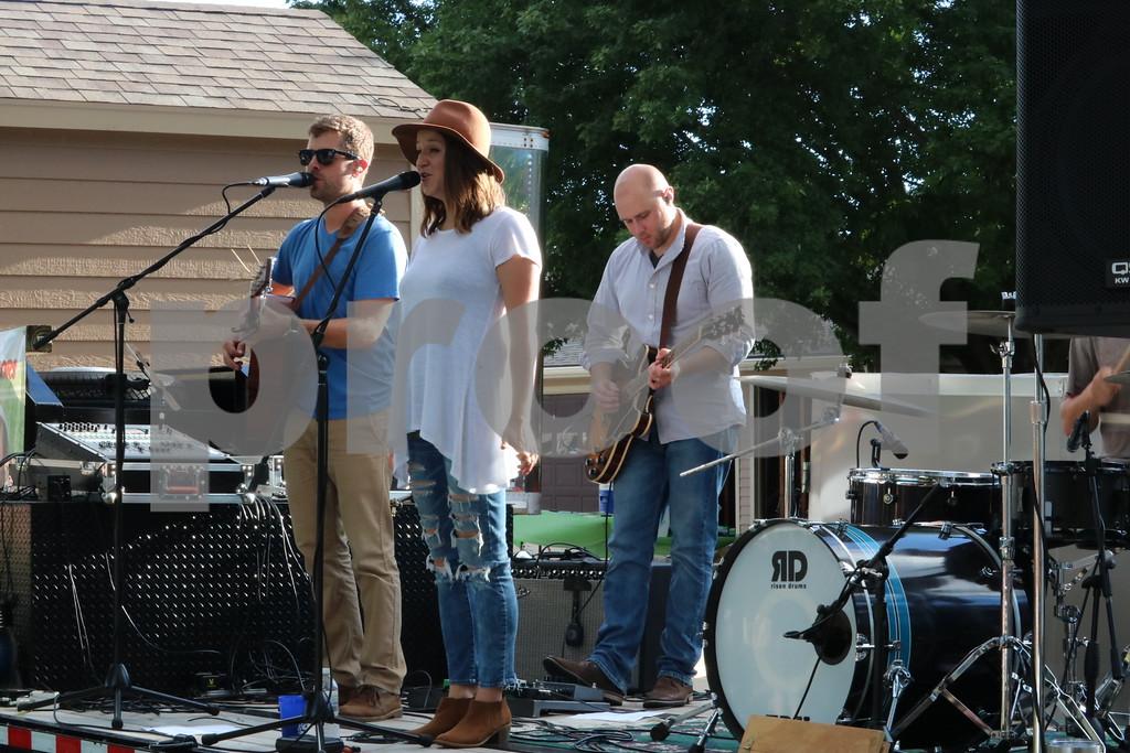 Brad Myers Band