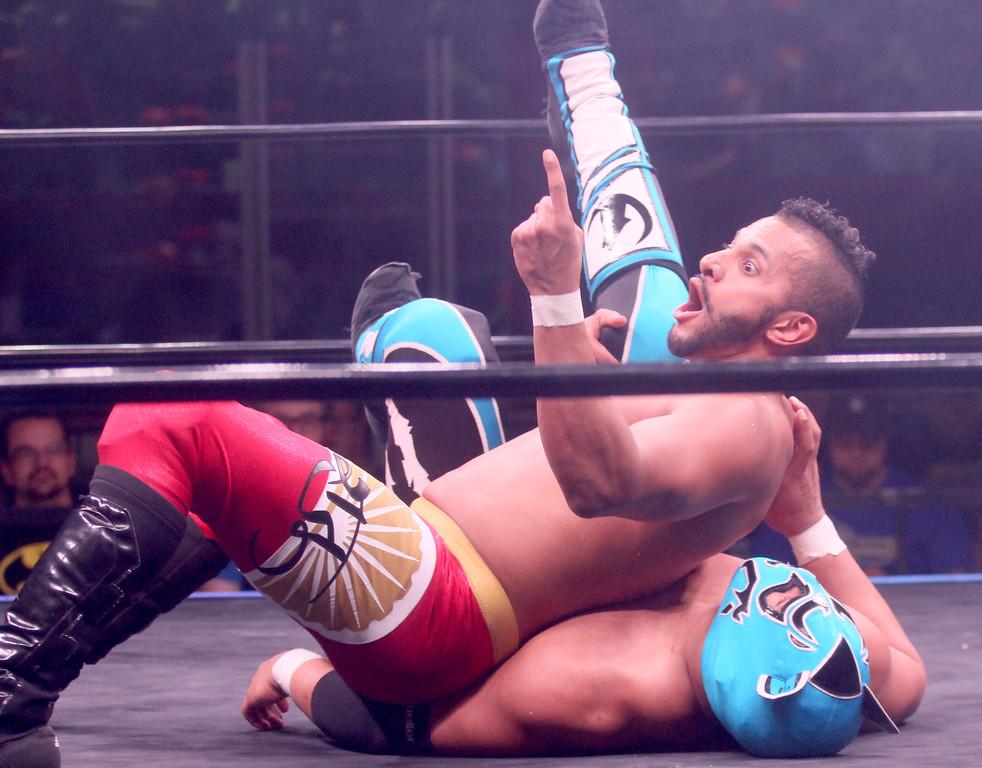 . Wrestling