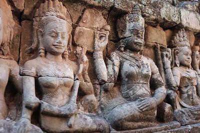 Legends of the Hidden (and not so hidden) Temple