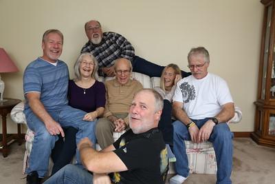 Legere Family Photos