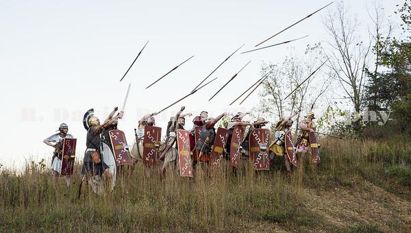 Legio XIIII Gemina  - Days of Knights