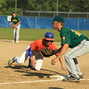 Legions Nick White safe back at 1st base