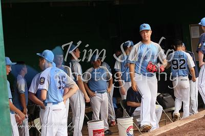Mounties Baseball vs. JP Mascaro