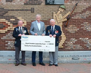 Dieppe Mayor -Bus Fund