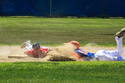 Legion vs Nortboro Baseball - July 7 2018