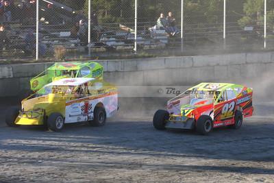 Legion Speedway-Ames Auto night-09/08/13