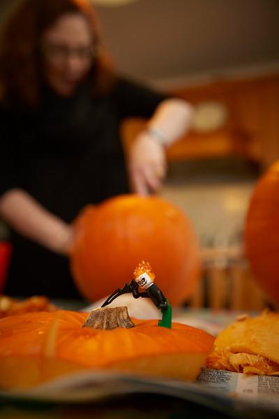 A little pumpkin help.