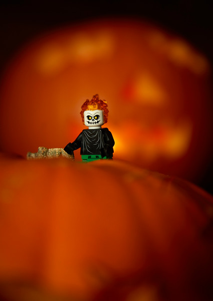 Pumpkin hour.