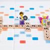 Scrabble family.