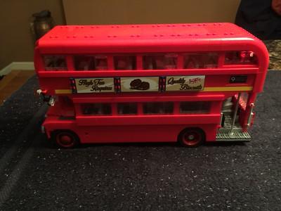 London Bus (September 2017)