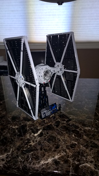 Tie Fighter (May 2015)