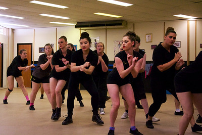 LATCH –  SENIOR HIP-HOP - Legs Dance Studio 2013 concert rehearsals