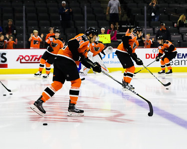 Lehigh Valley Phantoms vs Penguins
