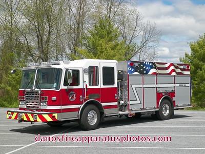 COPLAY FIRE DEPT.