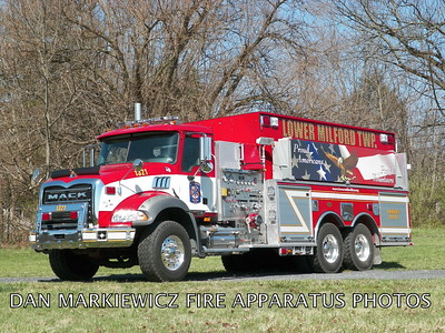 LOWER MILFORD FIRE CO.