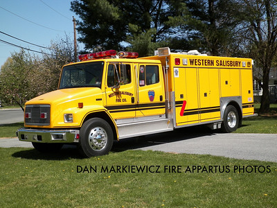 WESTERN SALISBURY FIRE CO.