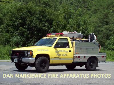 SLATINGTON FIRE DEPT.