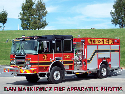 WEISENBERG FIRE CO.