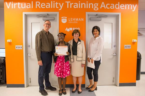 LS 110-2017 VR Program Graduation