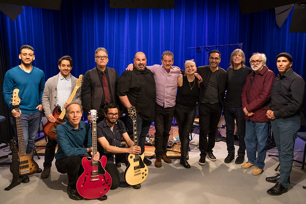 LS 62-2018 Guitar Stars with Michael and Leni Stern