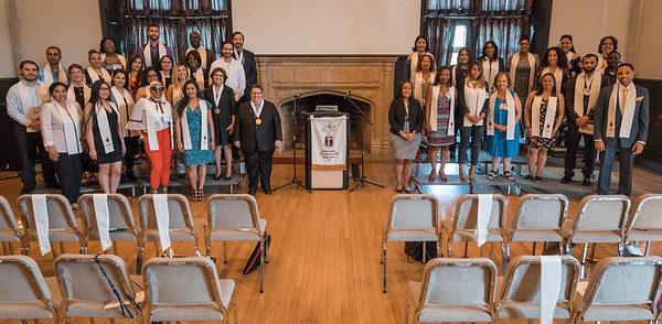 LS 87-2018 Adult Degree Program Induction & Graduation Ceremony