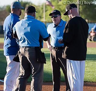Lehman Lobos Baseball and Vandegrift Vipers Baseball