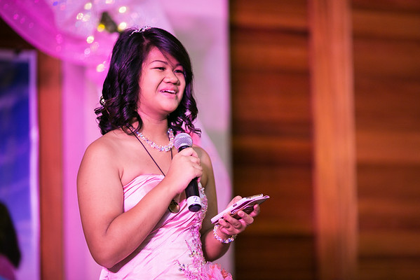Lei Angeline's Graduation + 18th Birthday Celebration (Event Photos)