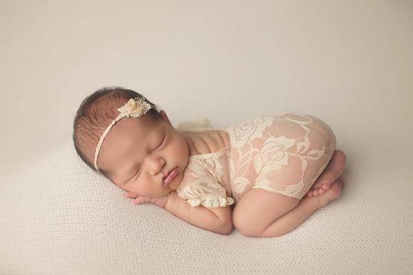 leia evangeline newborn