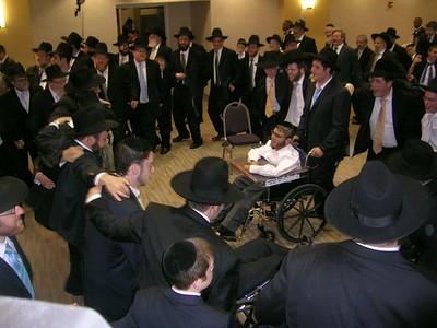 Yakov Adler's Wedding, Cleveland 2008