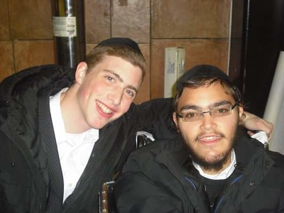 With Eli Weiss
