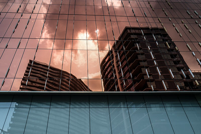 Buildings Reflecting